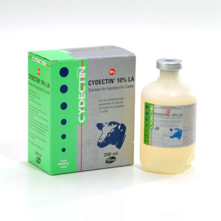 CYDECTIN 10% CATTLE INJECTION 200ML-0