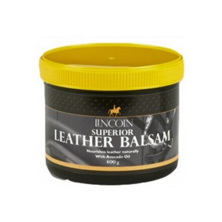 LINCOLN SUPERIOR LEATHER BALSAM 400G-0