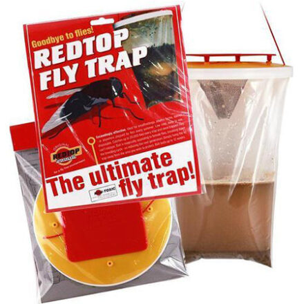 RED TOP FLY TRAP-0
