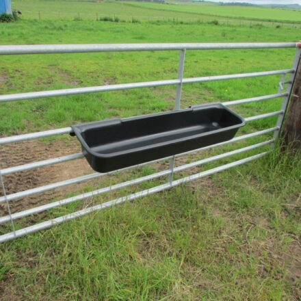 RITCHIE HDPE HOOKOVER TROUGH 1.2M-0
