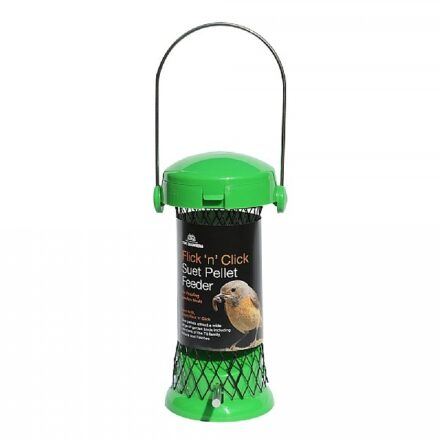 TOM CHAMBERS FLICK AND CLICK SUET FEEDER-0